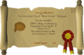 Recipe for Disaster (Freeing Skrach Uglogwee) reward scroll.png