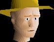 Yellow hat chathead