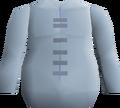 Snow imp costume body detail