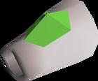 Jade bracelet detail