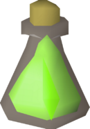Revitalisation potion detail