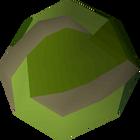Pegasian crystal detail