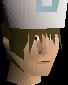 Villager hat (blue) chathead