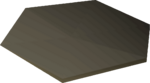 Vase lid detail