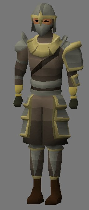 White armour osrs