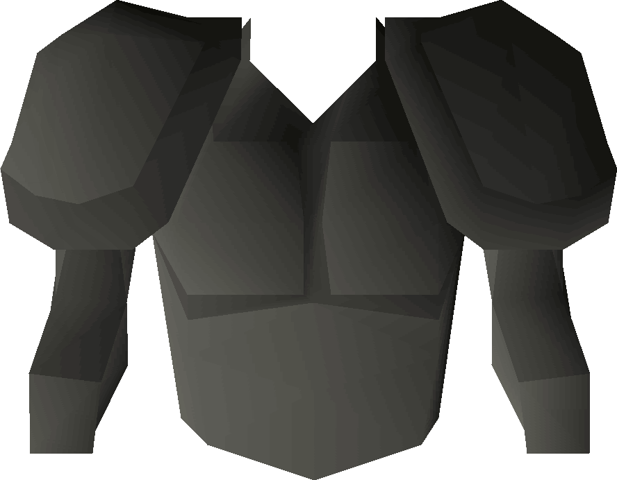 Rock-shell plate detail