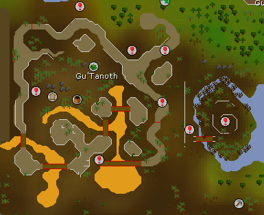 Gu\'Tanoth | Old School RuneScape Wiki | FANDOM powered by Wikia