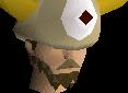 Runner hat chathead
