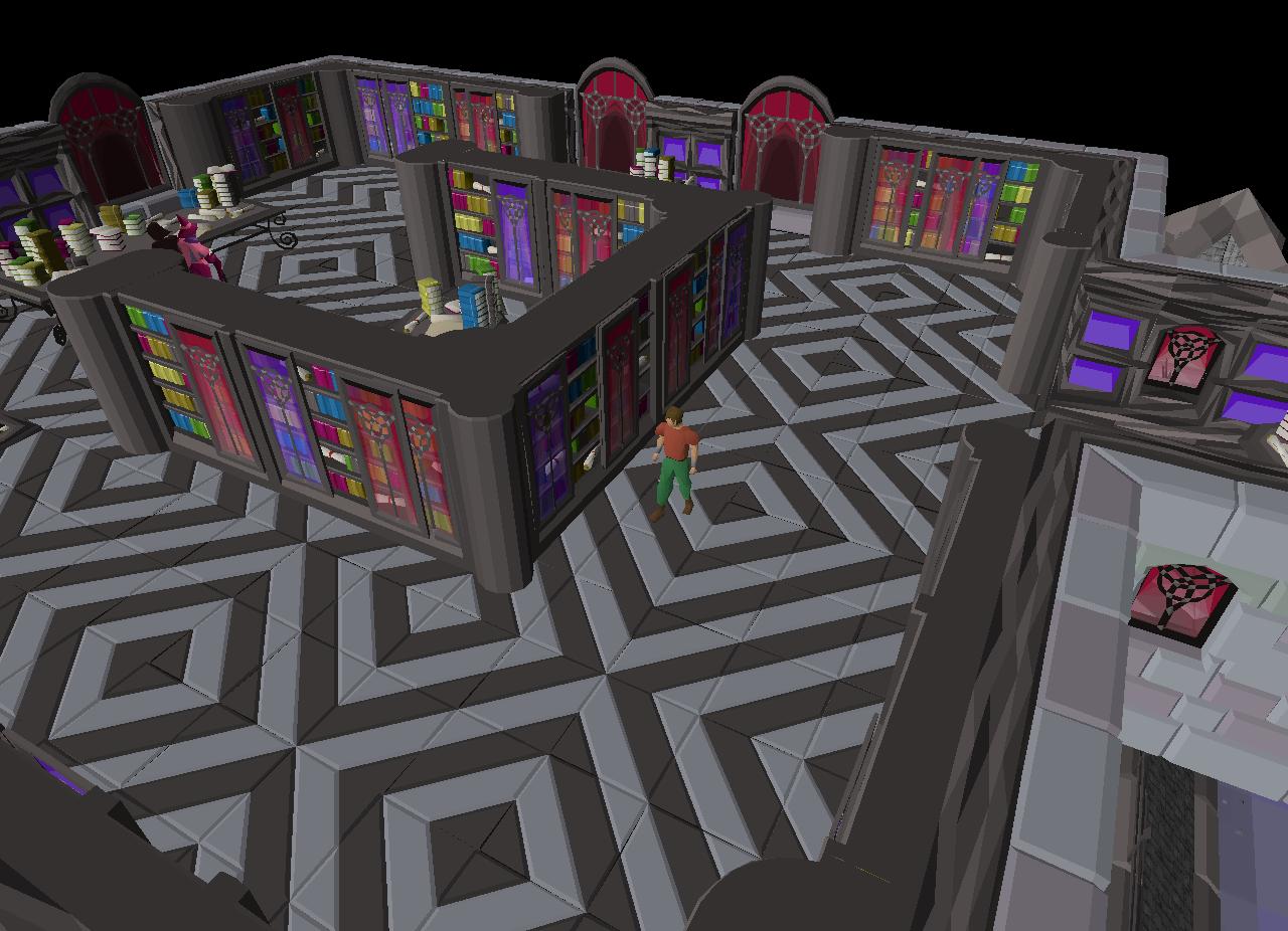 Arceuus House Library | Old School RuneScape Wiki | FANDOM powered