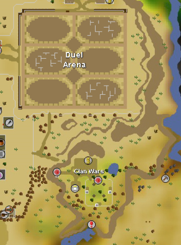 Clan Wars is here Old School RuneScape Wiki