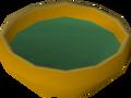 Nettle tea detail
