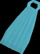 Fremennik cyan cloak detail