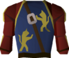 Deadman's chest detail
