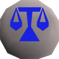 Law rune detail