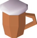 Bandit's brew detail