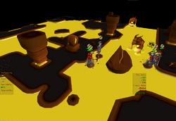 Volcanic Mine