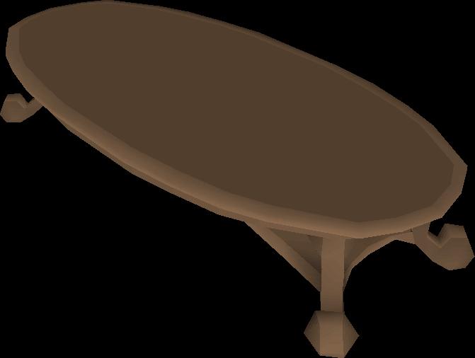 Mahogany table | Old School RuneScape Wiki | FANDOM powered by Wikia