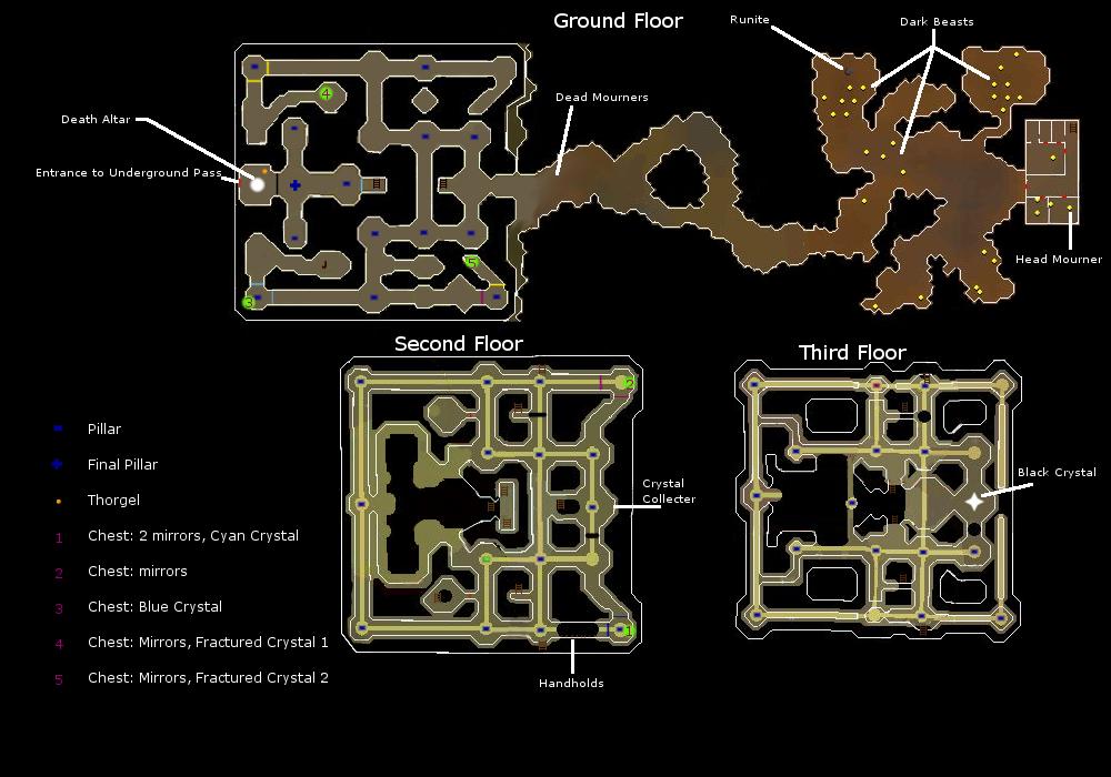 Runite ore | Old School RuneScape Wiki | Fandom