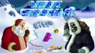 2014 Christmas event artwork