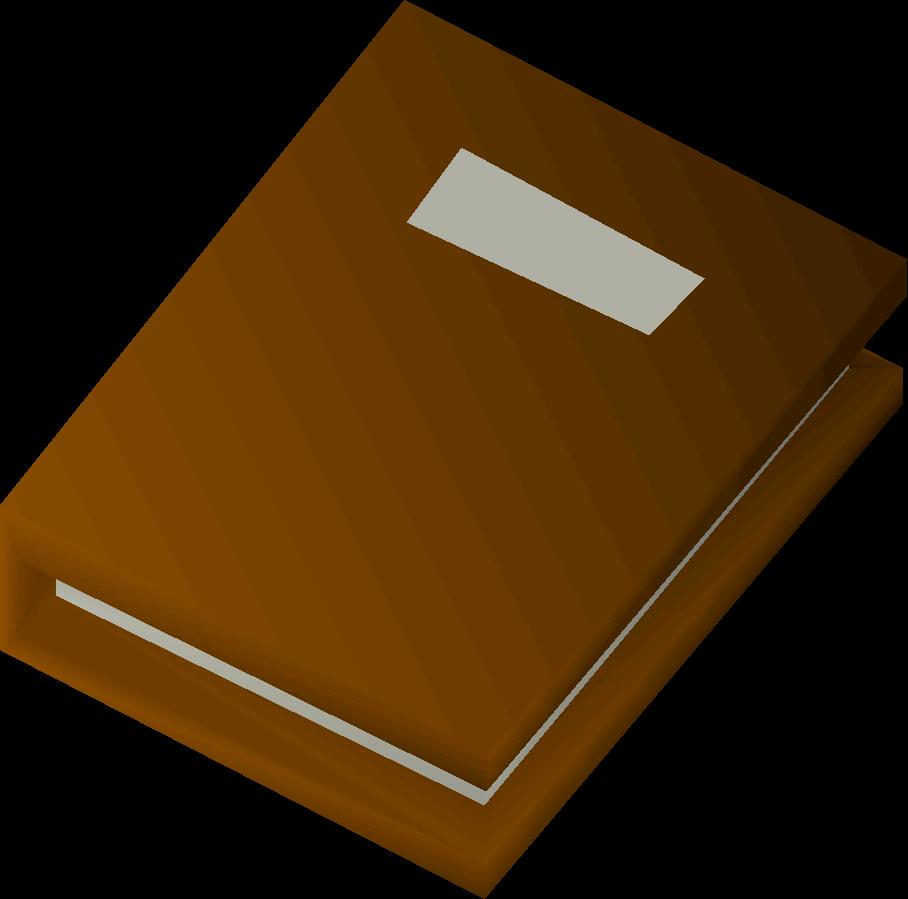 Gianne's cook book | Old School RuneScape Wiki | FANDOM