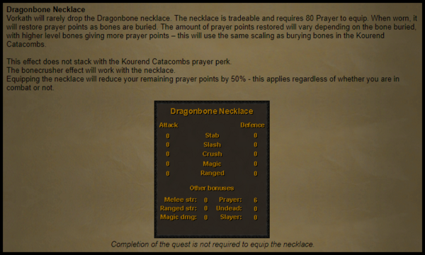 Poll Blog- Vorkath Uniques, Dragon Items and More! (1)