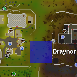 Scout (Falador) location