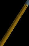 Rune spear detail