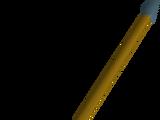 Rune spear