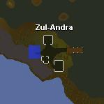 High Priestess Zul-Harcinqa location