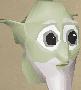 Cave goblin (Pink beard) chathead