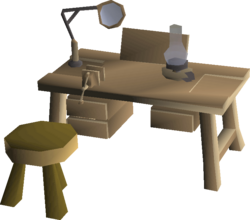 How To Make A Crafting Table Runescape