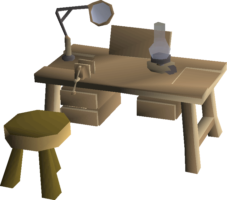 Crafting Table  Osrs
