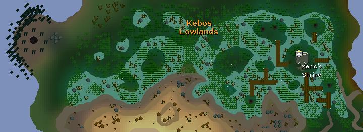 Kebos Lowlands | Old School RuneScape Wiki | FANDOM powered by Wikia