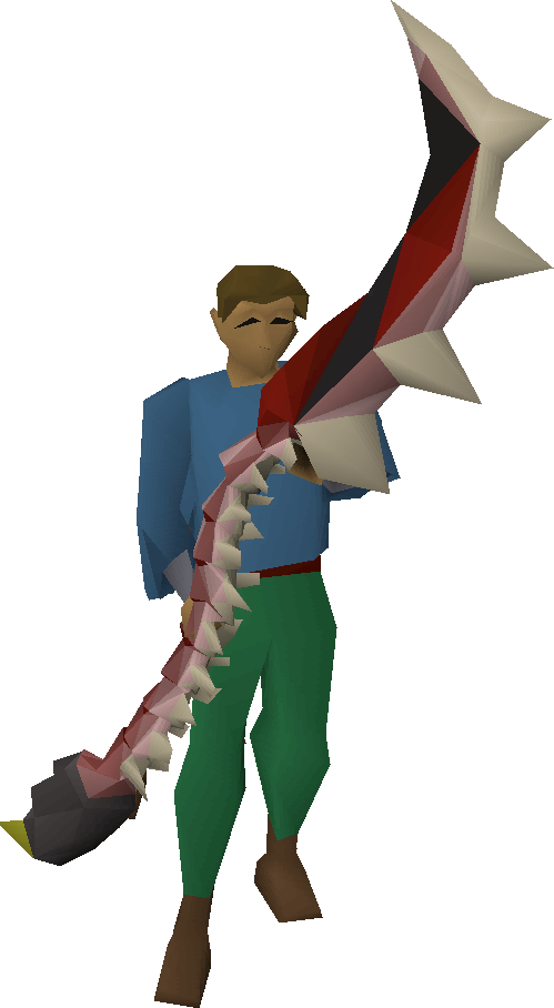 abyssal tentacle vs abyssal dagger