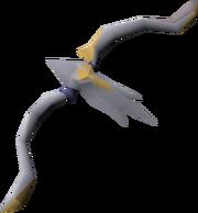 Craw's bow (u) detail