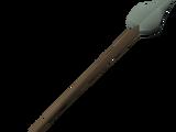 Leaf-bladed spear