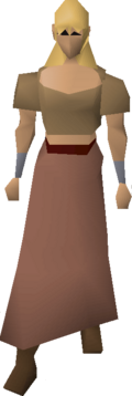 Thora the Barkeep