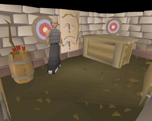 Void Knight Archery Store