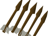 Bronze bolts