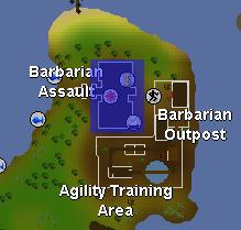Captain Cain location