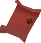 Imp champion scroll detail