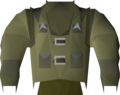 Angler top detail