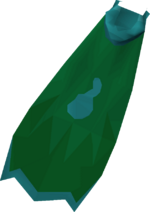 Imbued guthix cape detail