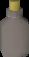 Sample bottle detail