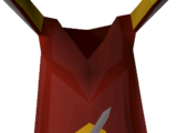 Attack cape