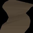 Damp cloth detail