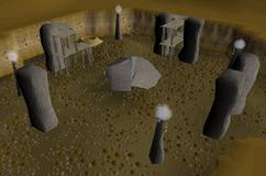 Ourania Altar