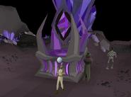Activate the Mysterious orb near the Dark Altar