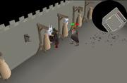 Camelot training room safe spot