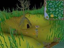 Nature Spirit - The Grotto Tree